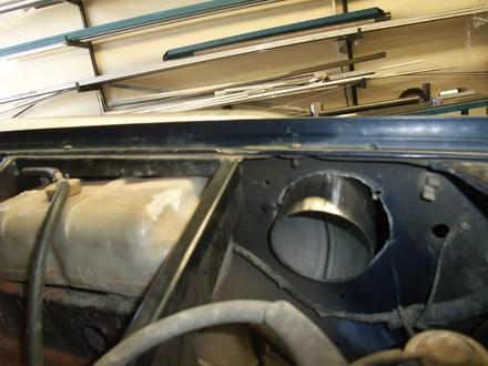 Millweld Stainless Steel Snorkels - Custom Welding